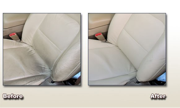 796 Car Seat Before And After